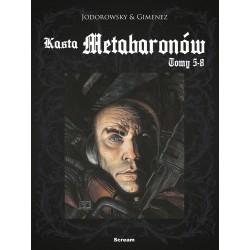 Kasta Metabaronów tom 5-8