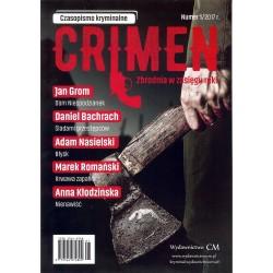 Crimen. Zbrodnia w zasięgu ręki Nr 1/2017