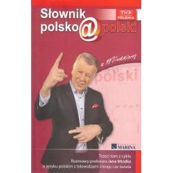 Słownik polsko@polski z Miodkiem