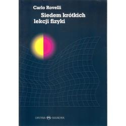 Siedem krótkich lekcji fizyki