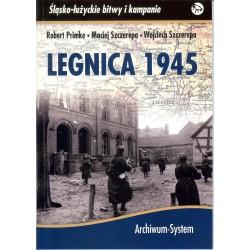 Legnica 1945