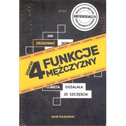 4 funkcje mężczyzny. Audiobook