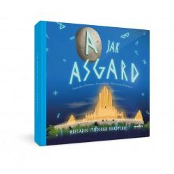 A jak ASGARD abecadło mitologii nordyckiej