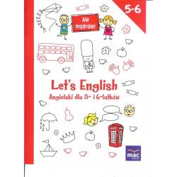 Let s English. Angielski dla 5- i 6-latków
