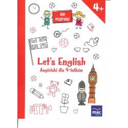 Let s English. Angielski dla 4-latków