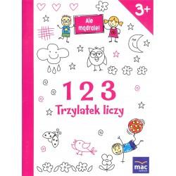 123 Trzylatek liczy