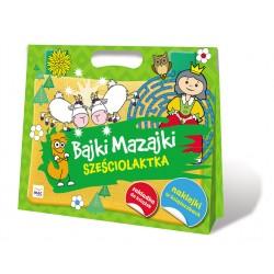 Pakiet Bajki mazajki sześciolatka