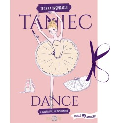 Taniec - teczka inspiracji (wersja polsko - angielska)