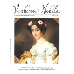 Verbum Nobile Nr 20/2016