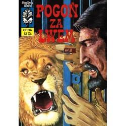 Kapitan Żbik. Pogoń za lwem cz. 3