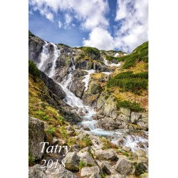 Kalendarz 2018 Tatry (7 plansz)
