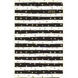 Kalendarz kieszonkowy, paski