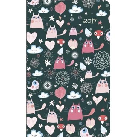 Kalendarz kieszonkowy, kotki