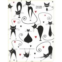 Kalendarz tygodniowy , kotki
