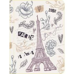Kalendarz dzienny, Paryż