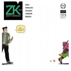 Zeszyty Komiksowe nr 24: Nowe pokolenie polskich twórców komiksu