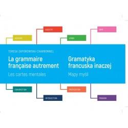 Gramatyka francuska inaczej. Mapy myśli