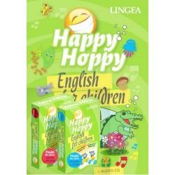 Happy Hoppy. English for children. Pakiet edukacyjny dla dzieci do nauki angielskiego