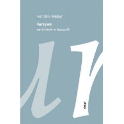Kursywa. Wyróżnienie w typografii