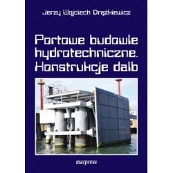 Portowe budowle hydrotechniczne. Konstrokcje dalb
