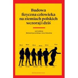 Budowa Fizyczna człowieka na ziemiach polskich