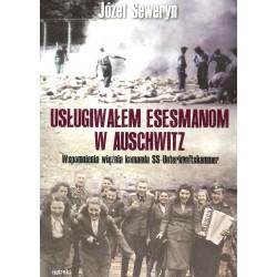 Usługiwałem esesmanom w Auschwitz - oprawa miękka