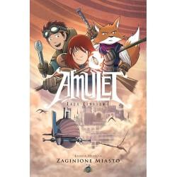Amulet - 3 - Zaginione miasto