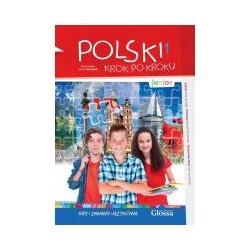 Polski krok po kroku Gry i Zabawy Językowe Junior