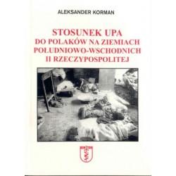 Stosunek UPA do Polaków na Ziemiach Południowo-Wschodnich