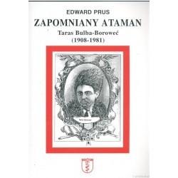 Zapomniany ataman Taras Bulba-Boroweć