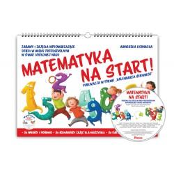 Matematyka na start! CD kalendarz