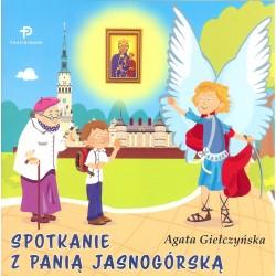 Spotkanie z Panią Jasnogórską