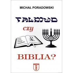 Talmud czy Biblia