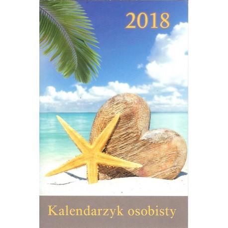 Kalendarzyk osobisty 2018