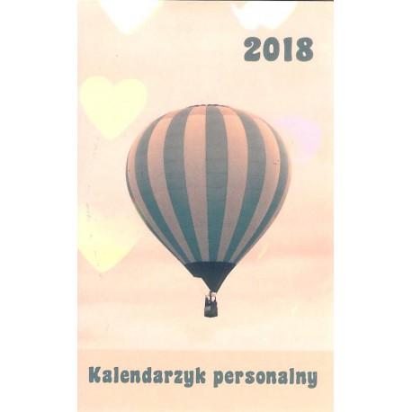 Kalendarzyk personalny 2018