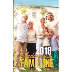 Kalendarz Vademecum familijne 2018