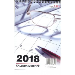 Kalendarz Office 2018
