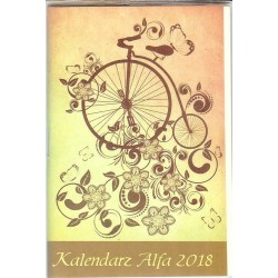 Kalendarz Alfa 2018