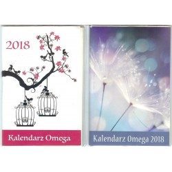 Kalendarz Omega 2018