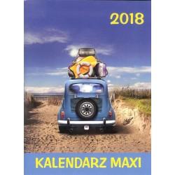 Kalendarz Maxi 2018