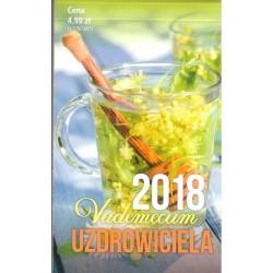 Kalendarz Vademecum uzdrowiciela 2018