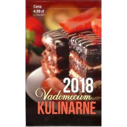 Kalendarz Vademecum kulinarne 2018