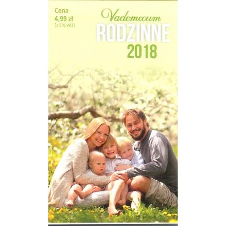 Kalendarz Vademecum rodzinne 2018