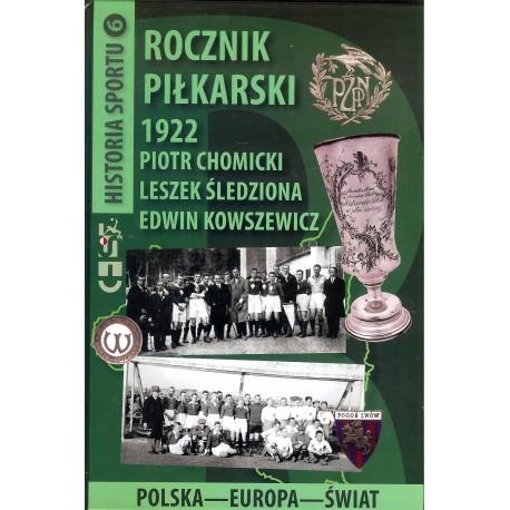 Rocznik piłkarski 1922