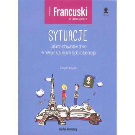 Francuski w tłumaczeniach. Sytuacje CD (MP3)