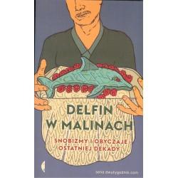 Delfin w malinach