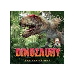 Dinozaury gra pamięciowa