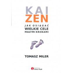 Kai Zen Jak osiągać wielkie cele małymi krokami