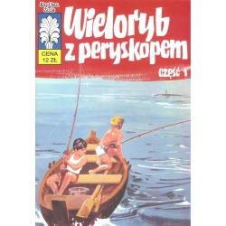 Kapitan Żbik. Wieloryb z peryskopem cz.1