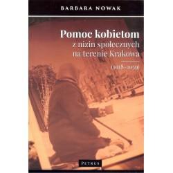 Pomoc kobietom z nizin społecznych na terenie Krakowa